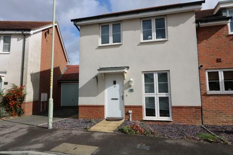 3 bedroom terraced house to rent - Colemans Close, , Ashford, TN23 3FW