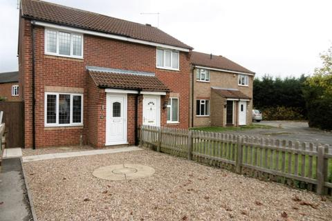 2 bedroom semi-detached house to rent - Linnet Way, , Sleaford, NG34 7UB