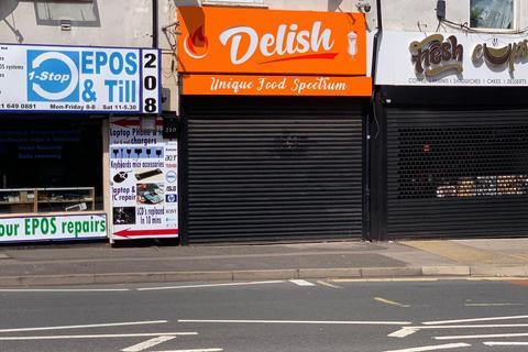 Shop to rent - Bordesley Green, Birmingham B9