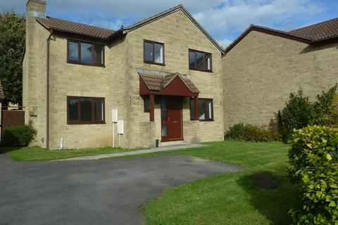 4 bedroom detached house to rent - Wellow Mead, Peasedown St. John, Bath