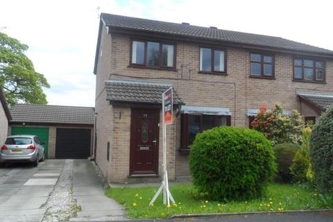 3 bedroom semi-detached house to rent - 14 Holly Bank, Hollingworth, SK14 8QL