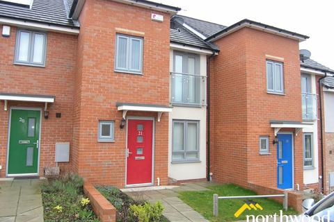 3 bedroom terraced house to rent - Lydney Court, , Throckley, NE15 9QP