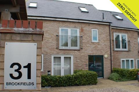 1 bedroom flat to rent - Brookfields, Cambridge