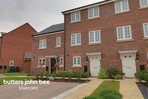 3 bedroom terraced house for sale - Avondale Circle, Stafford