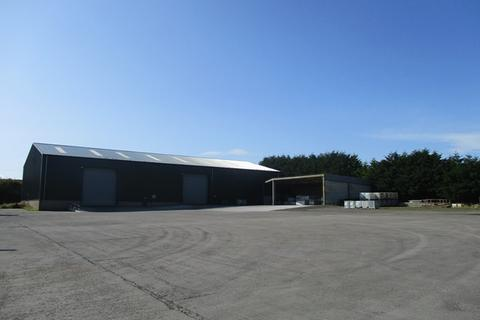 Industrial park to rent - Industrial Storage Unit, Longside Road, Mintlaw AB42