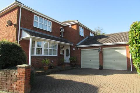 4 bedroom detached house for sale - ALNWICK CLOSE, CLAVERING, HARTLEPOOL