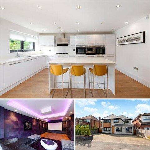 5 bedroom detached house to rent - Warburton Close, Hale Barns, Altrincham, WA15