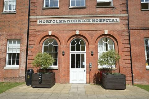 1 bedroom flat for sale - Benjamin Gooch Way, Norwich, Norfolk