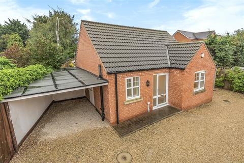 2 bedroom detached bungalow for sale - Bunkers Hill, Lincoln, LN2