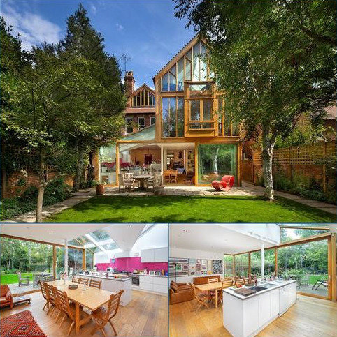 5 bedroom house for sale - Staverton Road, Oxford, Oxfordshire, OX2