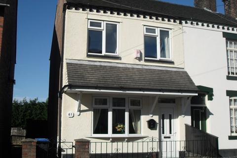 3 bedroom semi-detached house to rent - Albert Street, Biddulph