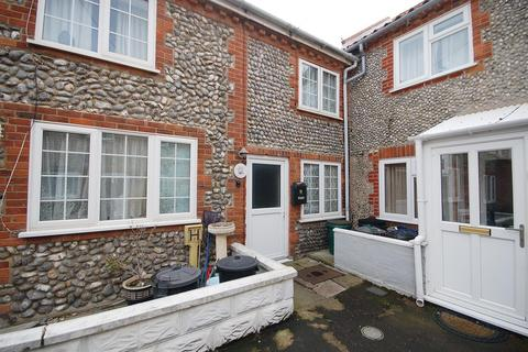 1 bedroom terraced house for sale - Whitehall Yard, Sheringham