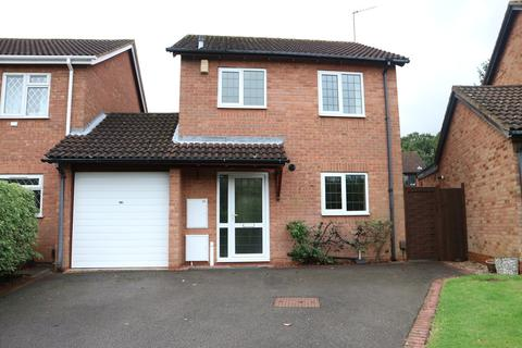 3 bedroom link detached house to rent - Maywell Drive, Solihull