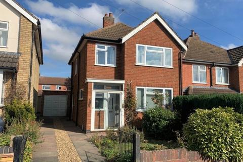 3 bedroom detached house for sale - Brampton Road, Melton Mowbray