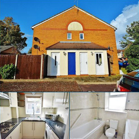 1 bedroom semi-detached house to rent - Brambling Close, Bushey, Hertfordshire, WD23
