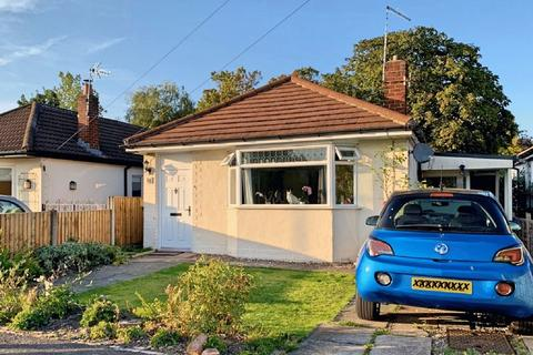 2 bedroom detached bungalow for sale - Oakfield Avenue, Upton, Chester