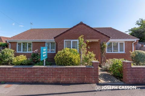 3 bedroom detached bungalow for sale - Monmouth Close, Westonzoyland, Somerset, TA7 0HB