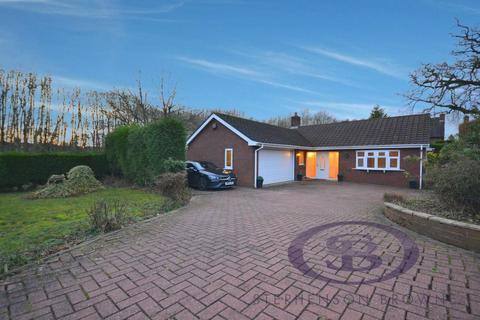 3 bedroom detached bungalow for sale - Five Oaks Close, Seabridge, Newcastle
