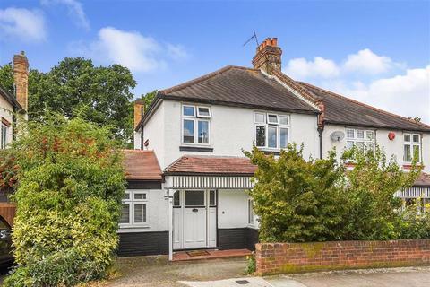 4 bedroom semi-detached house for sale - Alexandra Crescent, Bromley, Kent