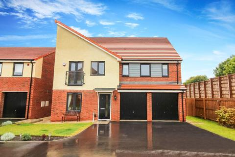 5 bedroom detached house for sale - Harbottle Grove, Holystone