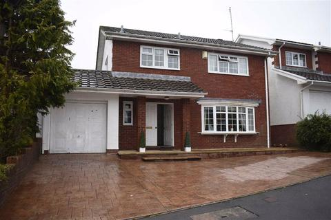 4 bedroom detached house for sale - Briarwood Gardens, Newton, Swansea