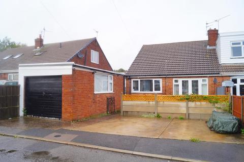 2 bedroom semi-detached bungalow for sale - Abbey Road, Kirkby In Ashfield