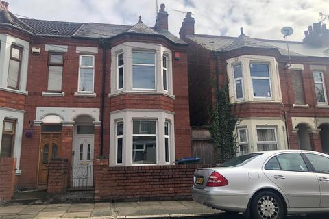 3 bedroom terraced house to rent - Harefield Road, Coventry