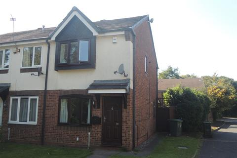 2 bedroom end of terrace house to rent - Wolfsbane Drive, Tambridge, Walsall, WS5 4RR