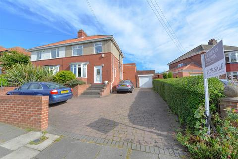 3 bedroom semi-detached house for sale - Long Bank, Gateshead