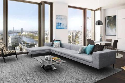 2 bedroom apartment for sale - Southbank Place, Waterloo, London, SE1