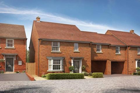 4 bedroom semi-detached house for sale - Plot 369, Hurst at DWH at St Rumbold's Fields, Tingewick Road, Buckingham, BUCKINGHAM MK18