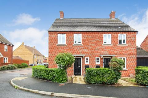 3 bedroom semi-detached house for sale - Crispin Drive, Bedford