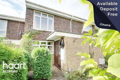 3 bedroom end of terrace house to rent - Cornwallis Close, Bromham