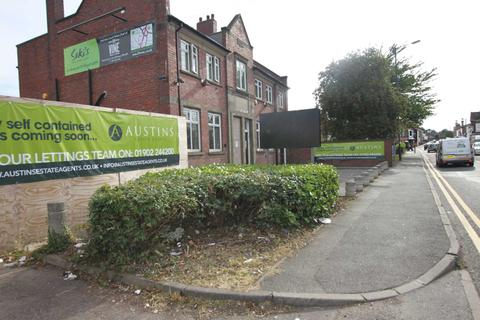 Studio to rent - Walsall Road, Wednesbury