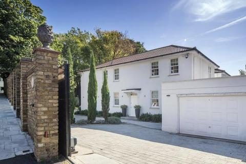 5 bedroom semi-detached house for sale - Frognal Gardens, Hampstead Village, London, NW3