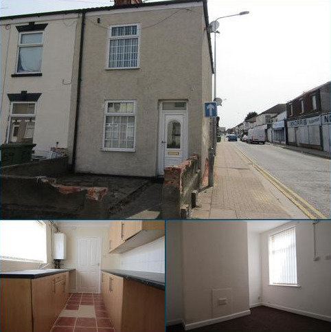 2 bedroom terraced house to rent - Willingham St, Grimsby, DN32