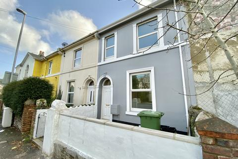4 bedroom terraced house to rent - Ellacombe Chruch Road, Torquay TQ1