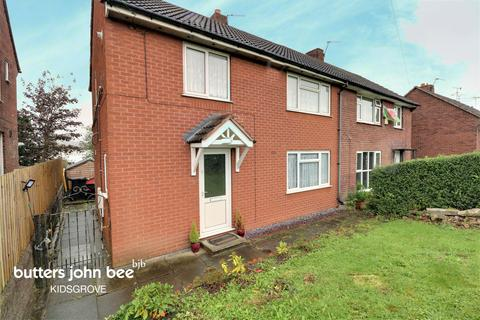 3 bedroom semi-detached house for sale - Whitehall Avenue, Kidsgrove