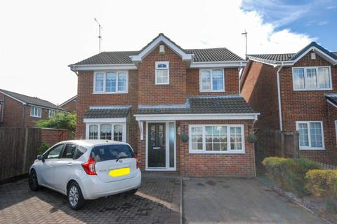 5 bedroom detached house for sale - Sullivan Walk, Hebburn