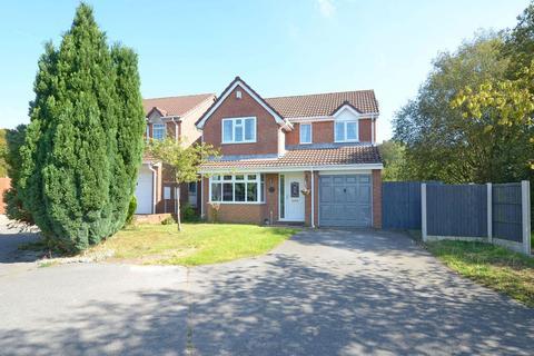 4 bedroom detached house for sale - Askern Close, Lightwood, ST3 7FS