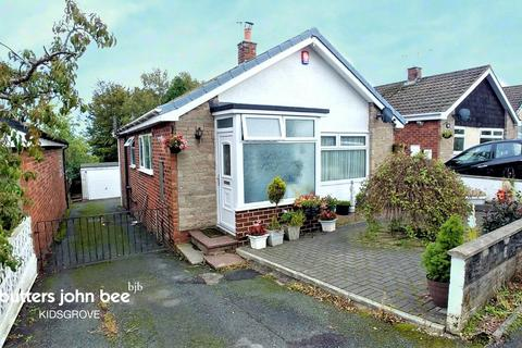 2 bedroom detached bungalow for sale - Red Lion Close, Talke