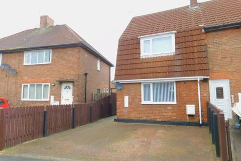 2 bedroom terraced house for sale - MARKET CRESCENT, WINGATE, PETERLEE AREA VILLAGES
