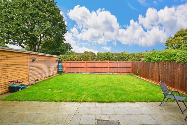 Own Rear Garden