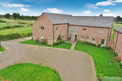 4 bedroom detached house for sale - Newton, Macclesfield
