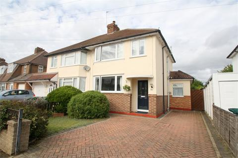 3 bedroom semi-detached house for sale - Hurstdene Avenue, STAINES-UPON-THAMES, Surrey