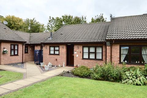 2 bedroom terraced bungalow for sale - The Laurels, Rugeley