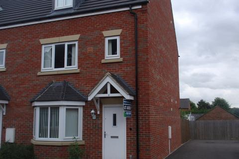 4 bedroom end of terrace house to rent - Massey Court