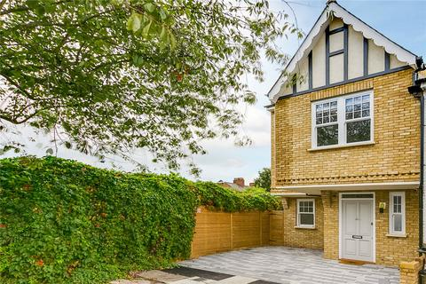 2 bedroom end of terrace house for sale - Bexhill Road, London