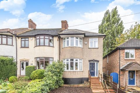3 bedroom end of terrace house for sale - Morrdown, Shooters Hill SE18