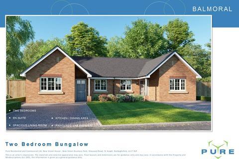 2 bedroom semi-detached bungalow for sale - Cae Topyn, Denbigh